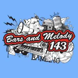 Koszulka Bars and Melody 04