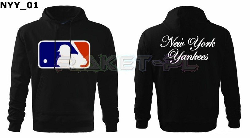 Bluza Baseball New York Yankees