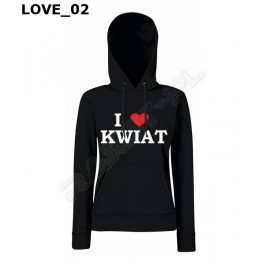 Buza I LOVE KWIAT